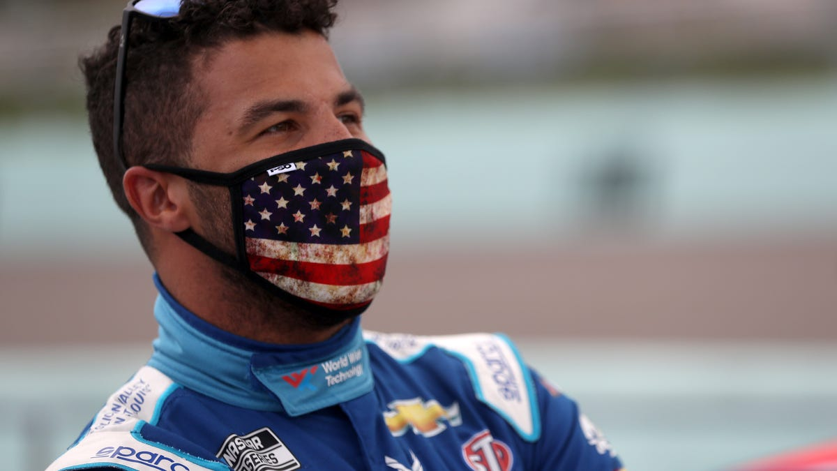 When Boredom Hits an Old Racist: Trump Hate Tweets About Bubba Wallace and NASCAR's Ban on Confederate Flag