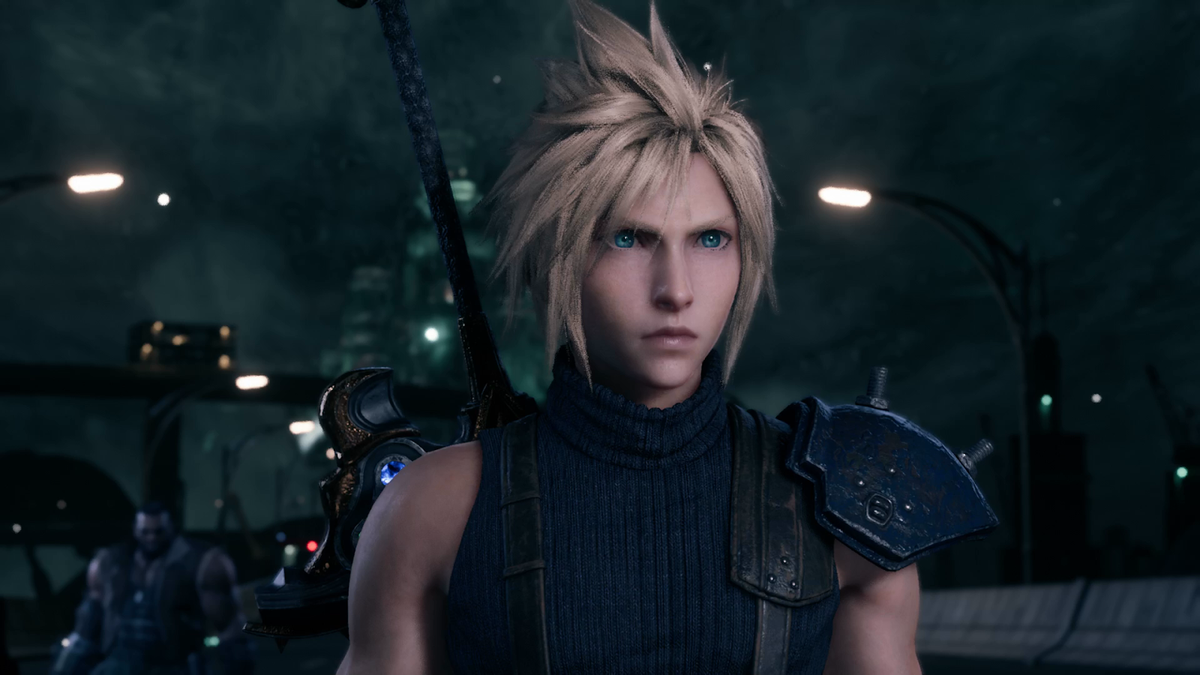 Final Fantasy VII Remake Is Haunted By What Came Before