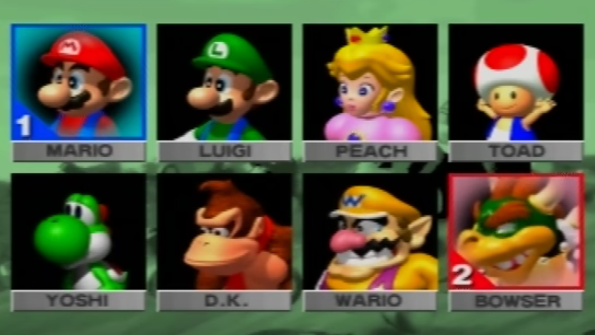 Which Mario Kart 64 Character Sounds The Horniest