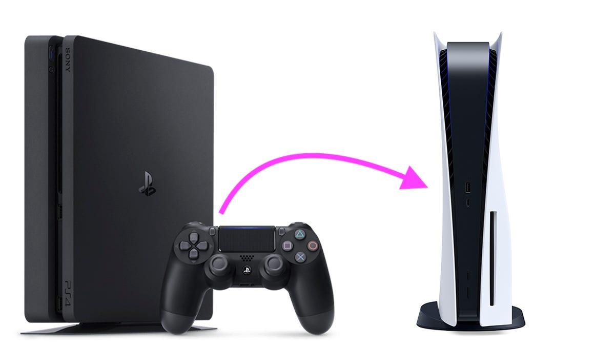 How To Move Your PlayStation 4 Stuff To Your PlayStation 5