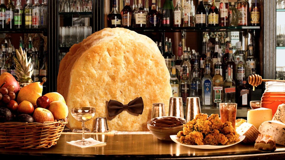 Set up a DIY biscuit bar, become champion of brunch