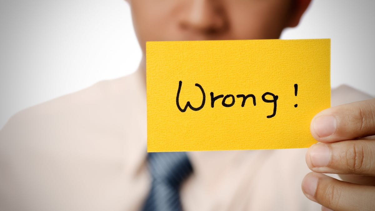 What if White People Are Wrong?