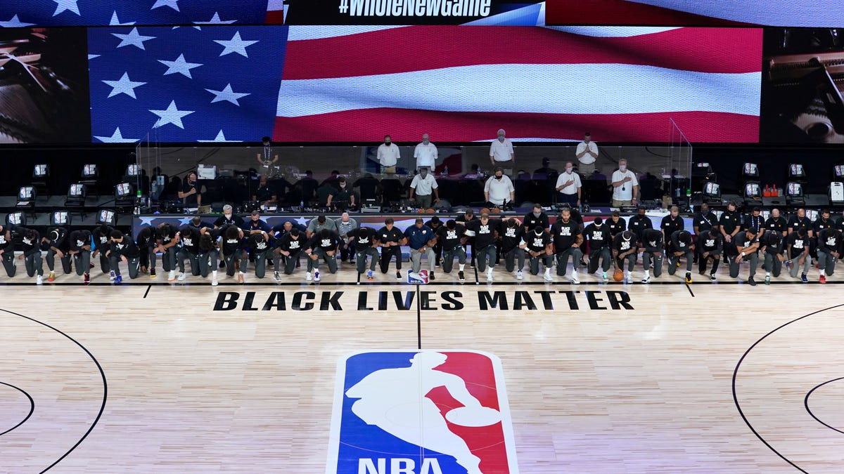 It's Inevitable That the Sports World Will Eventually Stop Caring About Black Lives Mattering