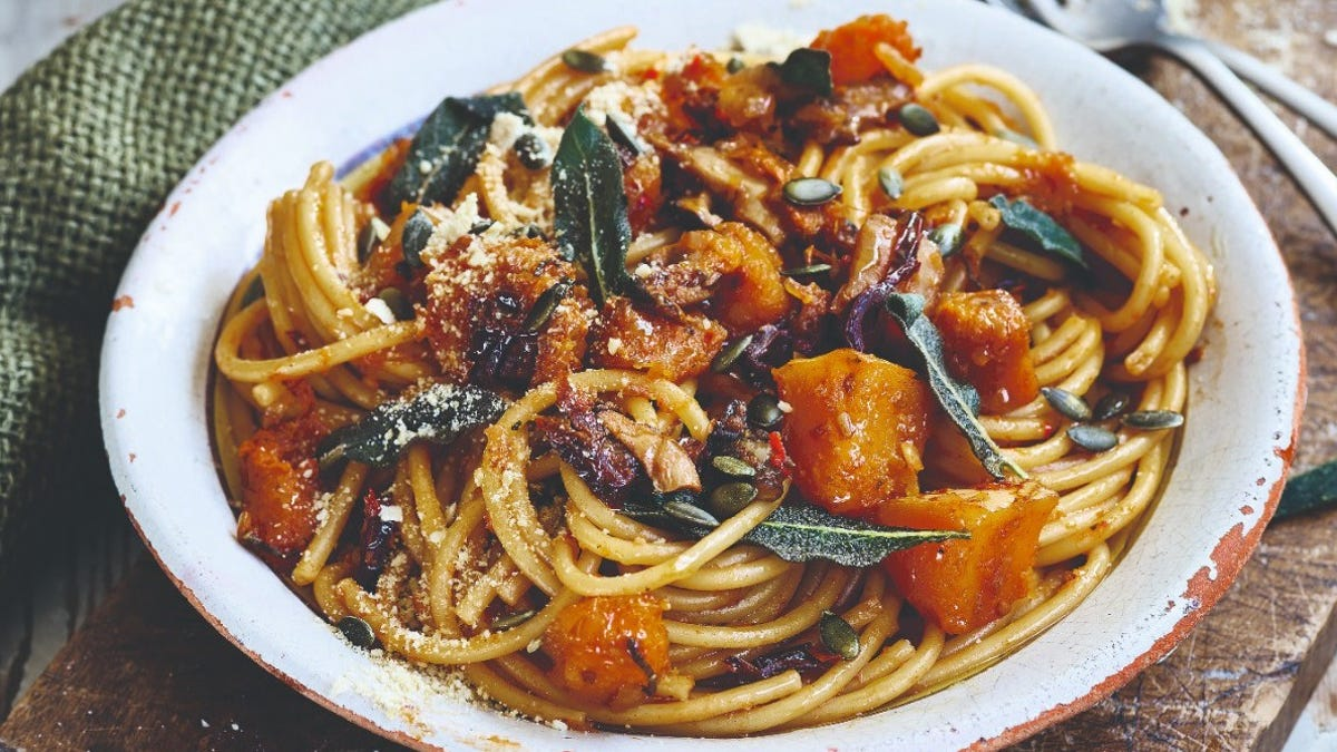 The best vegan pasta is packed with ingredients you already love
