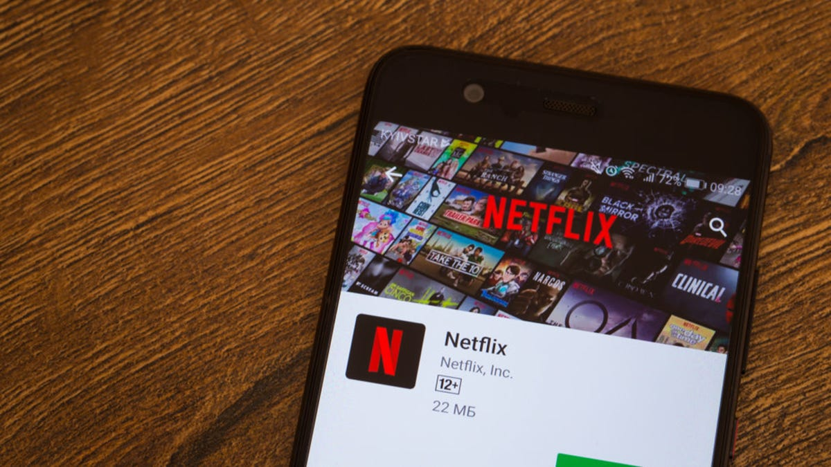 Burn Through Less Data When Bingeing Netflix on Android