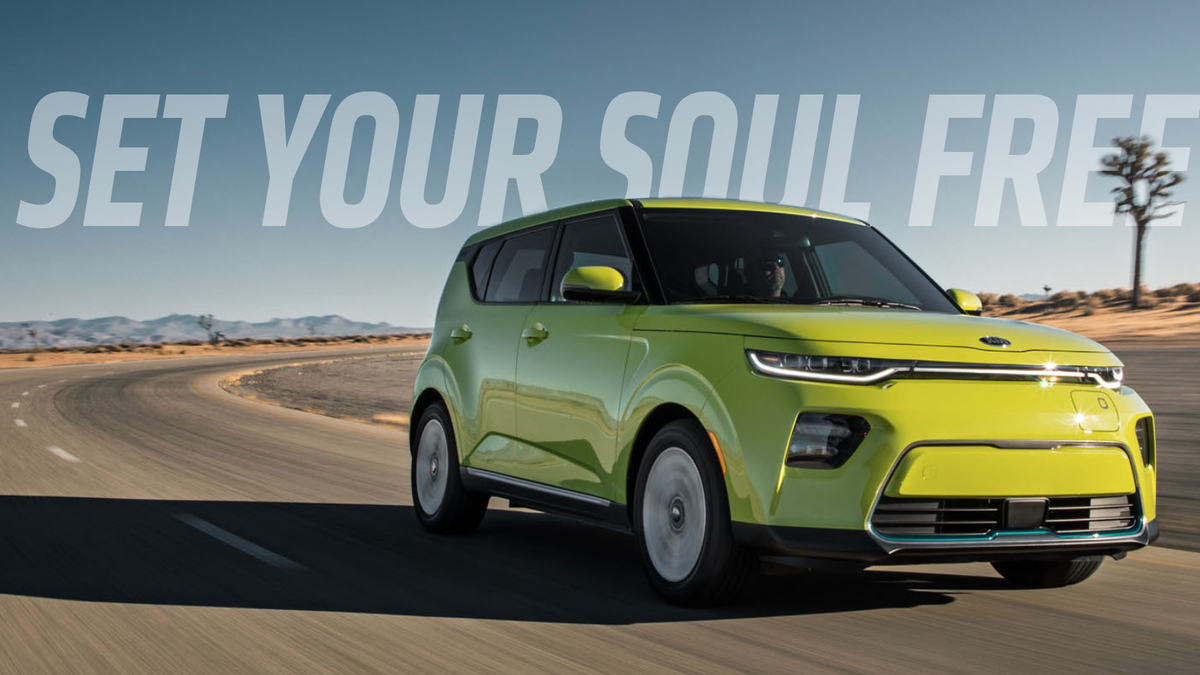 The 2020 Kia Soul Ev Gets Much Better Range And Deserves To
