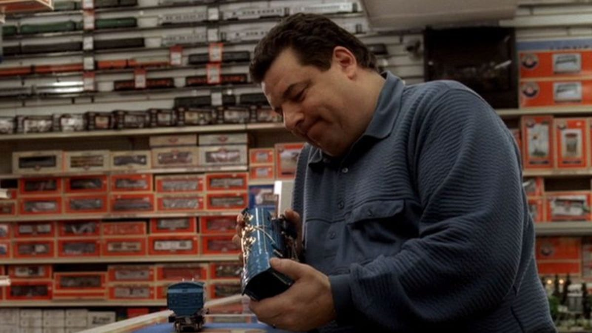 "The Sopranos: ""The Blue Comet"""