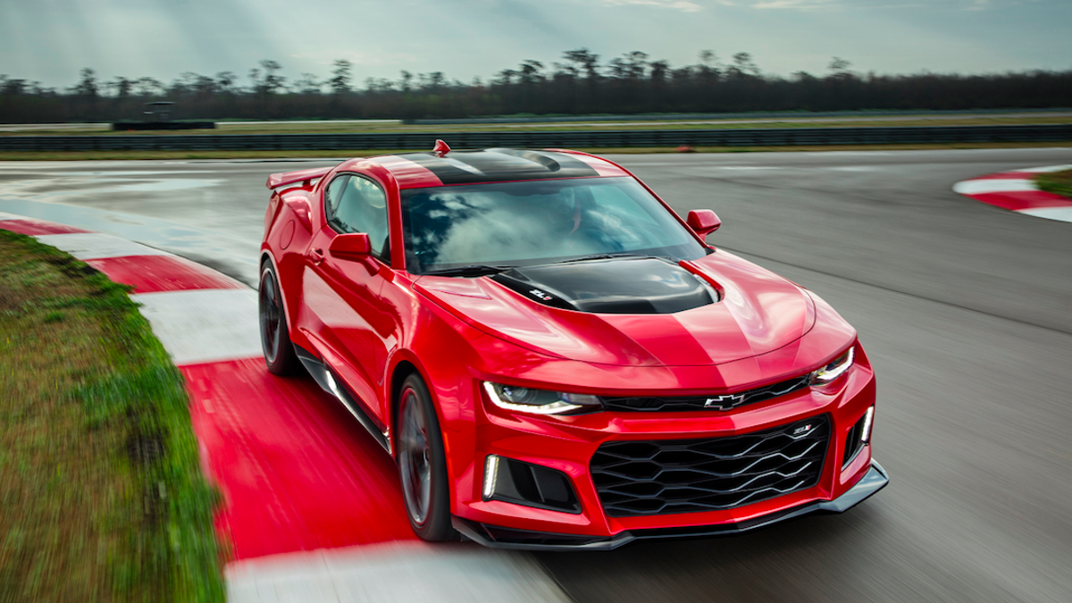 The 650 Hp 2017 Camaro Zl1 Will Do 0 60 In 3 5 Seconds And