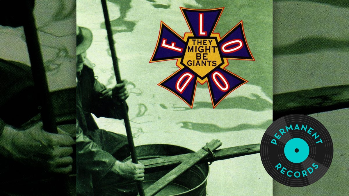 They Might Be Giants defied the major-label curse with Flood