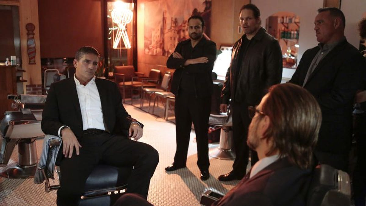 The game keeps changing on Person Of Interest, which is half the fun