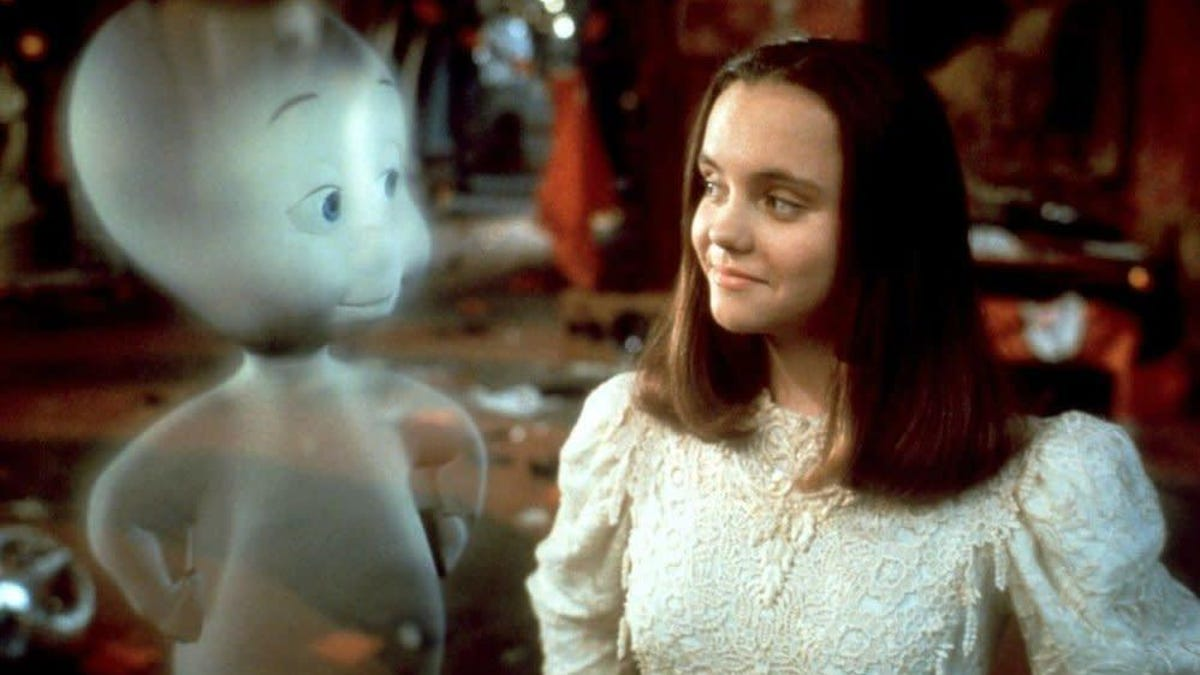 Casper Had the Most Ridiculous Cameos