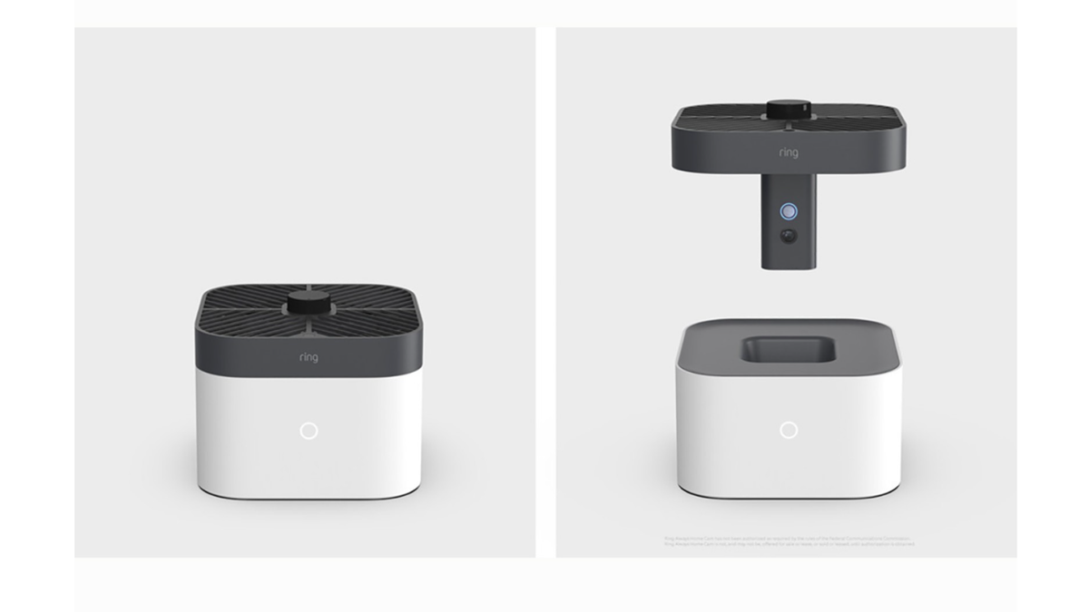 Ring's New Always Home Cam Is Actually an Indoor Spy Drone