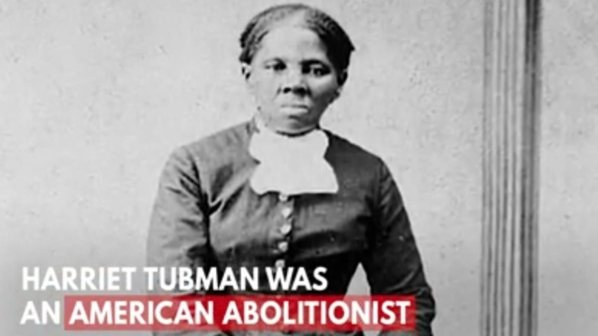 For Black History Month, Someone Thought Harriet Tubman on a Debit Card Throwing Up the 'Wakanda Forever' Salute was Clever