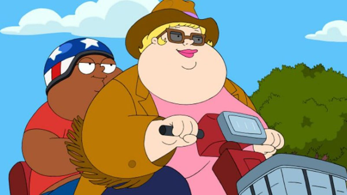 """American Dad Francine Having Sex the fool monty""""/""""fat and wet""""/""""brian writes a bestseller"""
