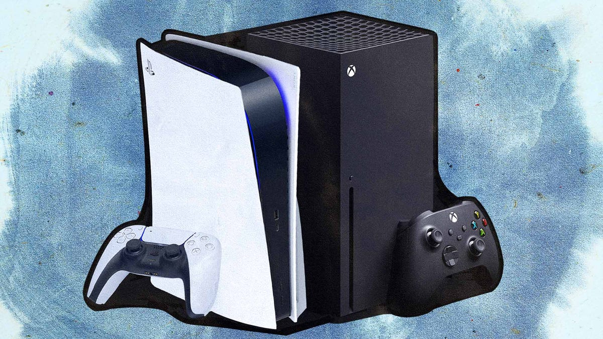 The Xbox Series X and PlayStation 5 are a triumph for brands, not games