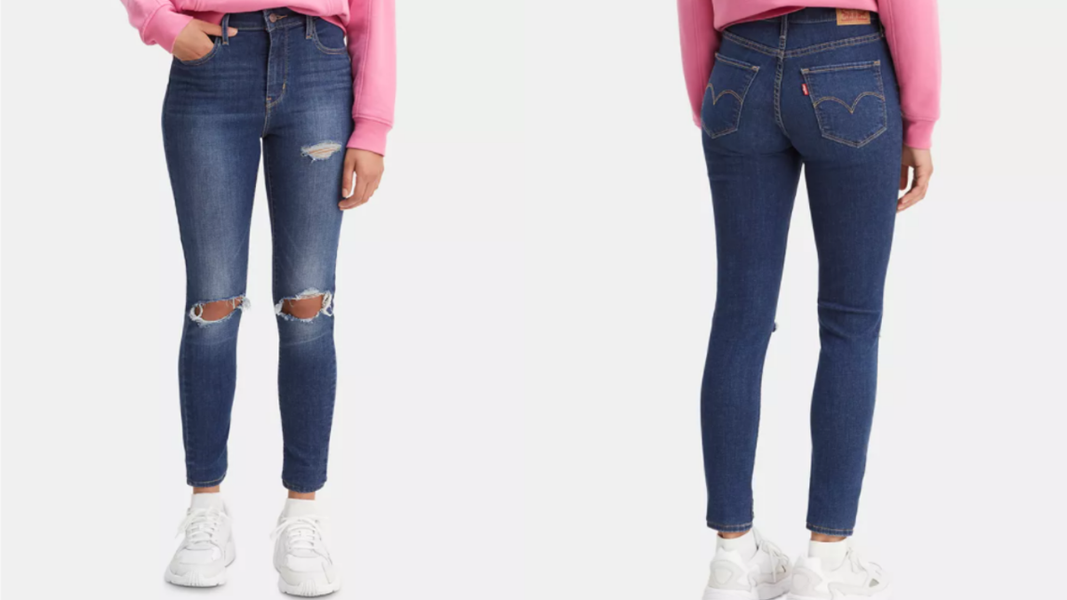 Skinny Jeans Are Still Stylish and These Levi's Ones Are Only $40