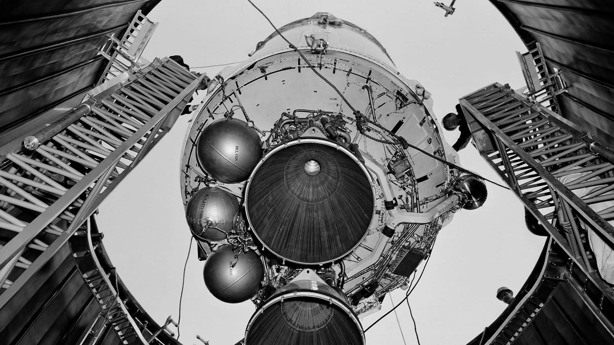 How to See the 1960s Rocket Booster That Will Fly by Earth Today - Lifehacker