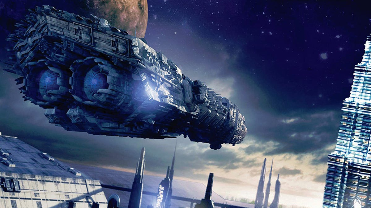 All the Science Fiction and Fantasy Books Everyone Will Be Talking About in January