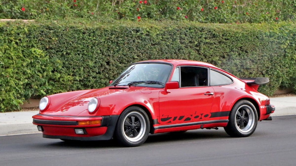 At 49870 Could This 1979 Porsche 911sc 930 Turbo Be A