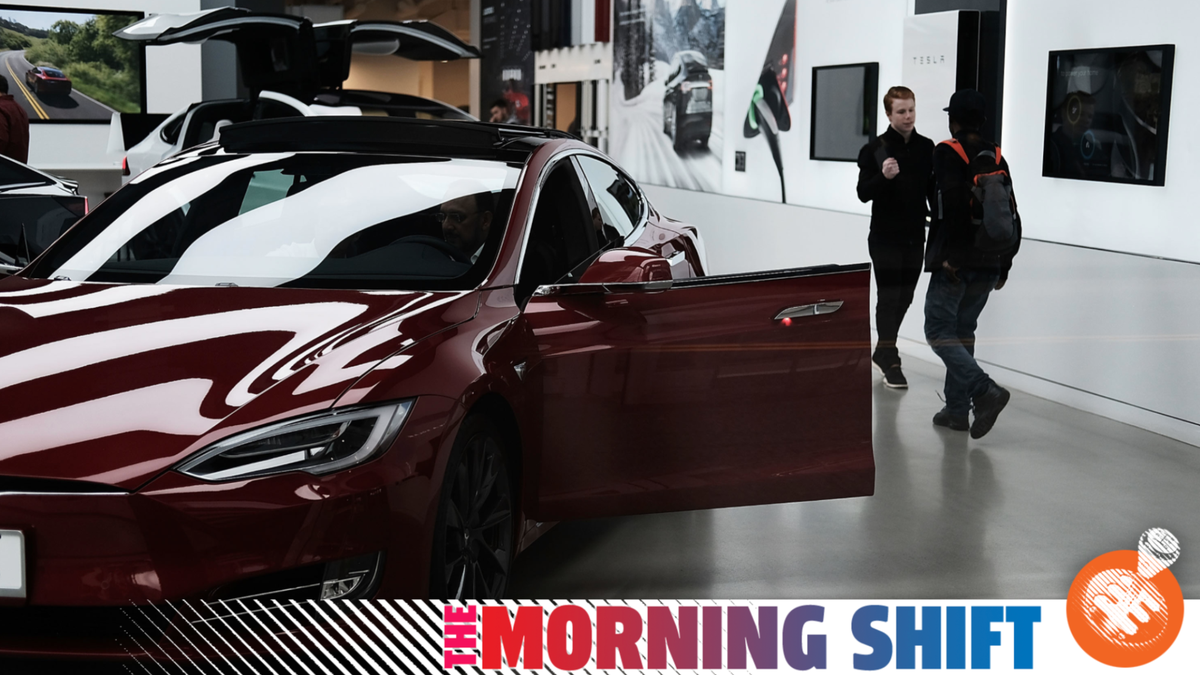 Tesla Is About To Throw Its Weight Around