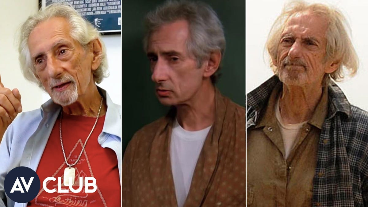 Larry Hankin on El Camino, Bill Hader, and getting axed on Friends