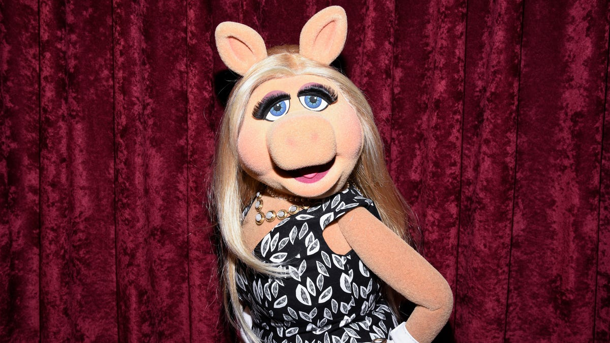 Bizarre Albums lives up to its name with a look back at Miss Piggy's workout jams