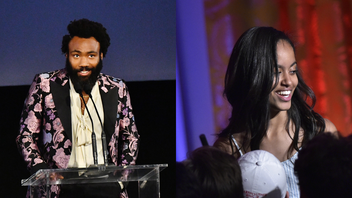 Donald Glover Reportedly Secures Overall Deal With Amazon, Malia Obama to Join His Writers' Room - The Root