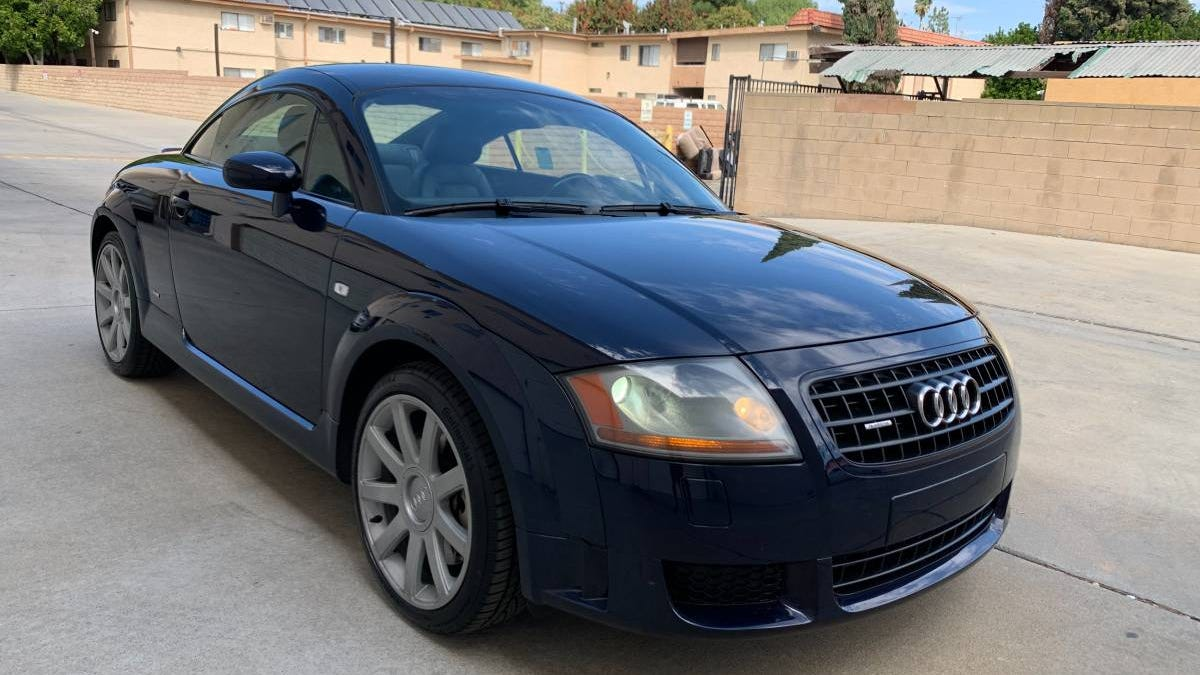 At $6,900, Is This 2005 Audi TT 3.2 Quattro S-Line Worth A Look?