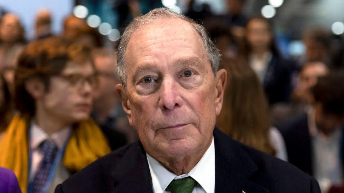 Of course the Fuck Jerry guys are involved in Mike Bloomberg's meme campaign