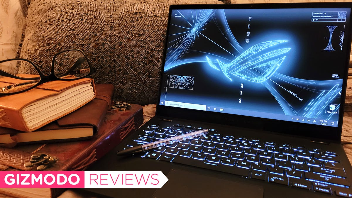 I Fell in Love With the Asus ROG Flow X13, but It Left Me Heartbroken