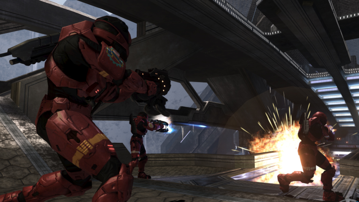 A Friend Convinced Me To Shut Up And Enjoy Halo 3