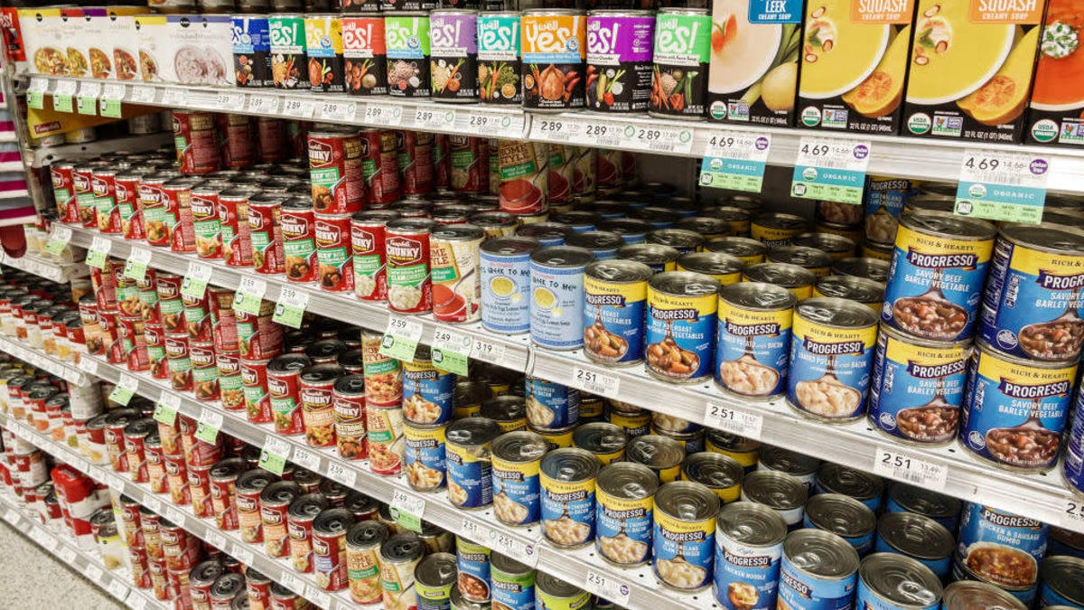 The healthiest and worst canned and prepared foods, according to nutritionists