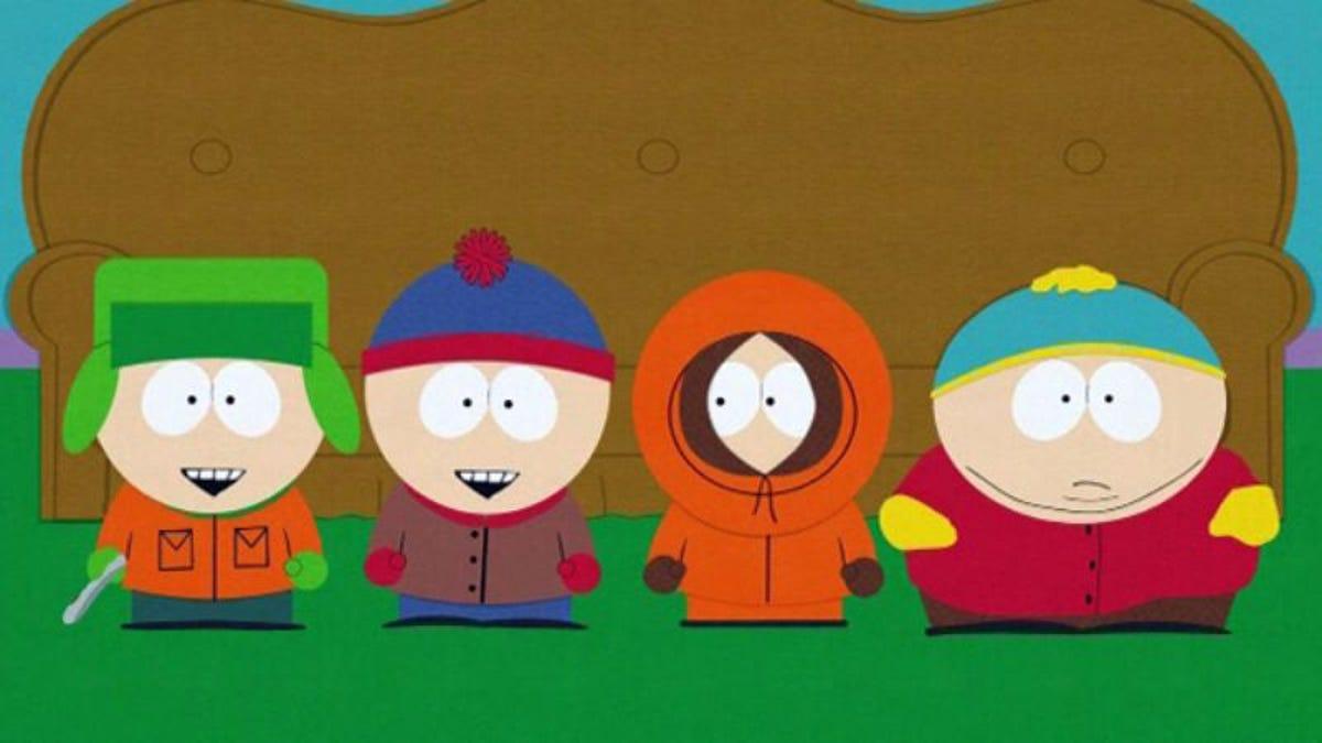 South Park Cartoon Wars