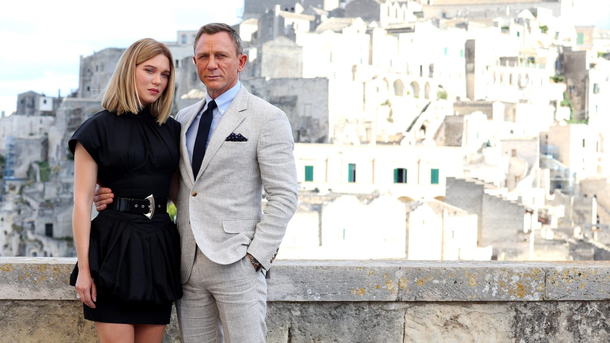 Wanna buy a Bond? MGM is apparently looking to sell its studio