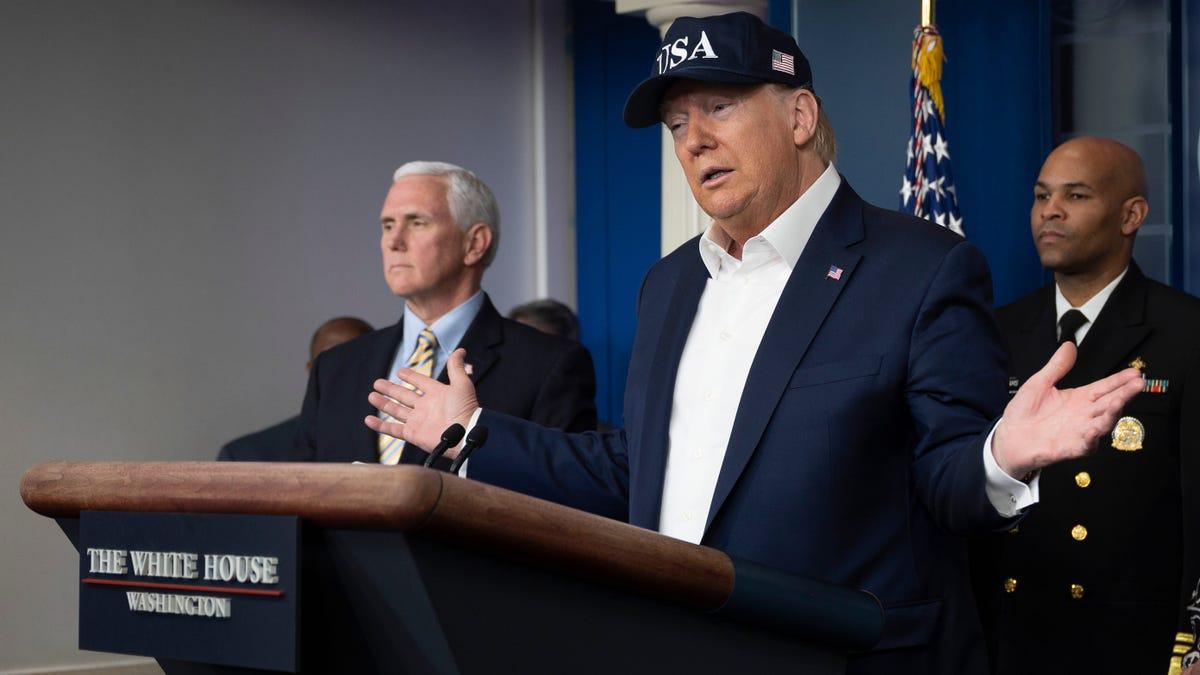 Google Scrambles to Make the White House Seem Competent