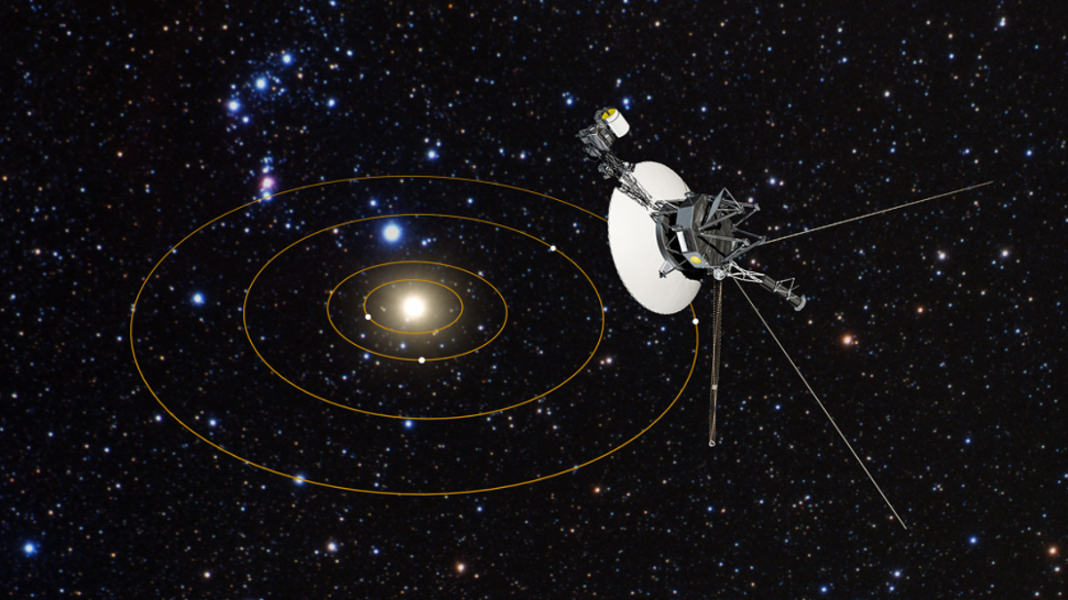 Hubble Shows What's in Store for the Incredible Voyager Probes
