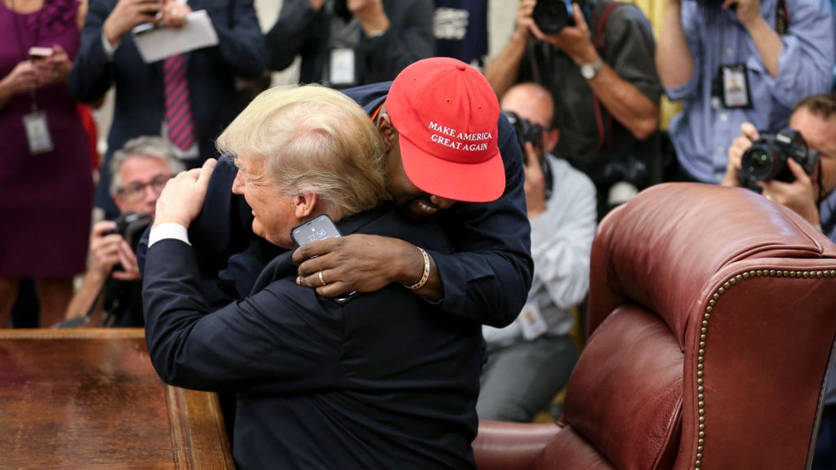 New Slaves: Kanye West Is Being Used by Republicans to Help Ruin the Presidential Election