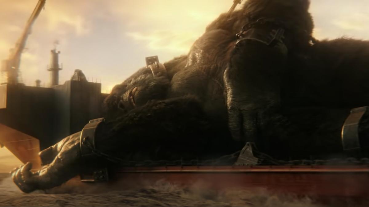 The Tragic Humanity of Kong