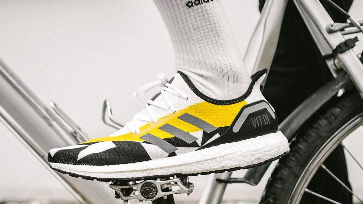 Esports Team Gets Its Own Adidas Sneaker, And It's Not Terrible