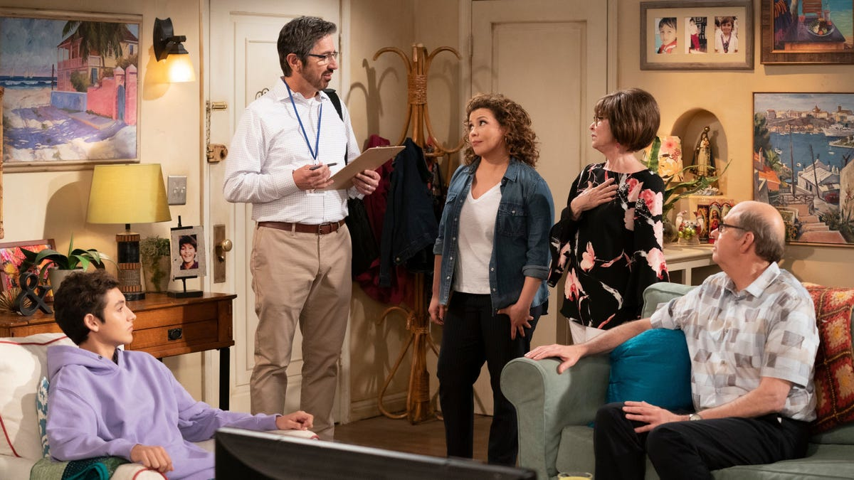 This is it: One Day At A Time is back