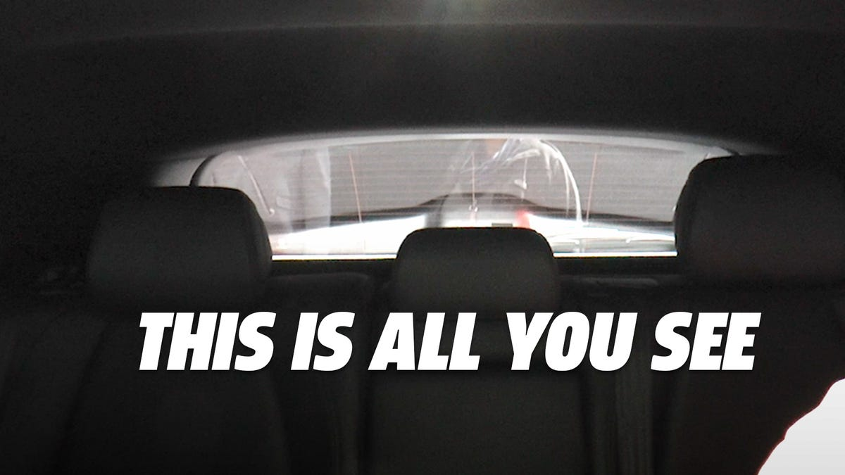 The 2019 Mazda 3 Hatch's Rear Visibility Is Precisely as Bad as You Think It Is