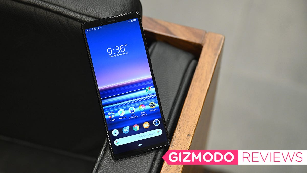 The Sony Xperia 1 Is the Most Underappreciated Phone of 2019