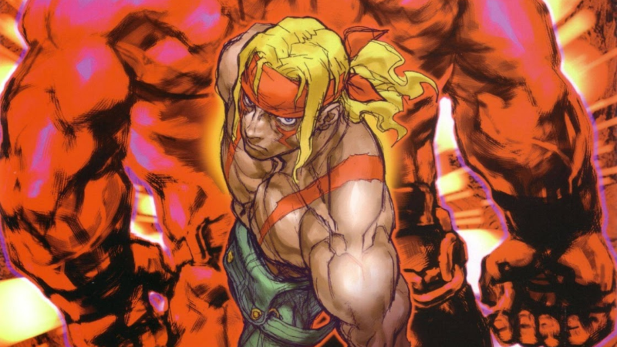Unlikely Street Fighter Iii Character Wins First Major Tournament
