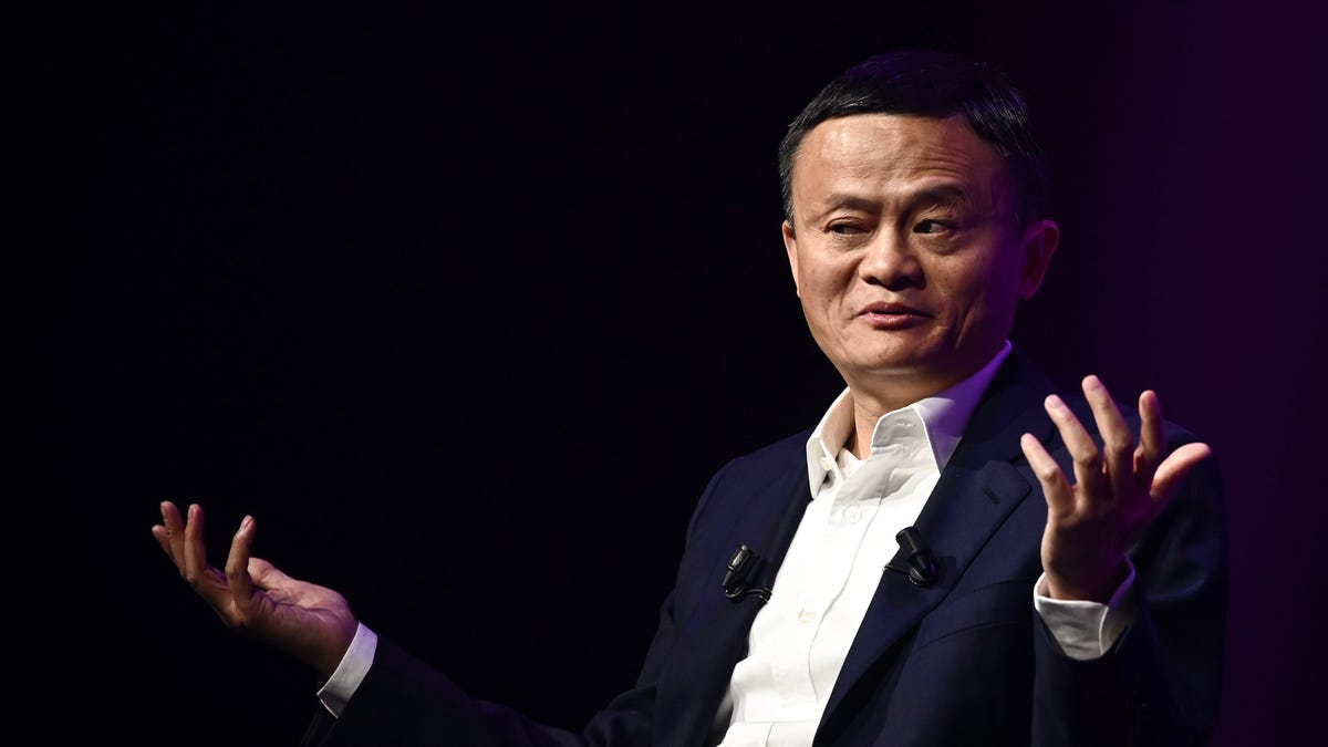 Jack Ma Re-Emerges From Wherever He Was for the Last Few Months