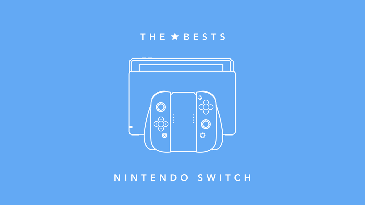 The 12 Best Games For The Nintendo Switch