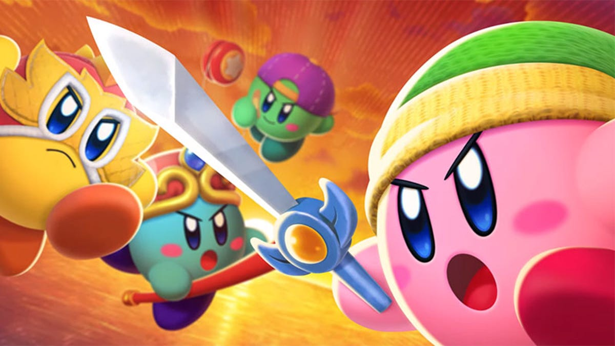 Nintendo Gets Around To Announcing New Kirby Game