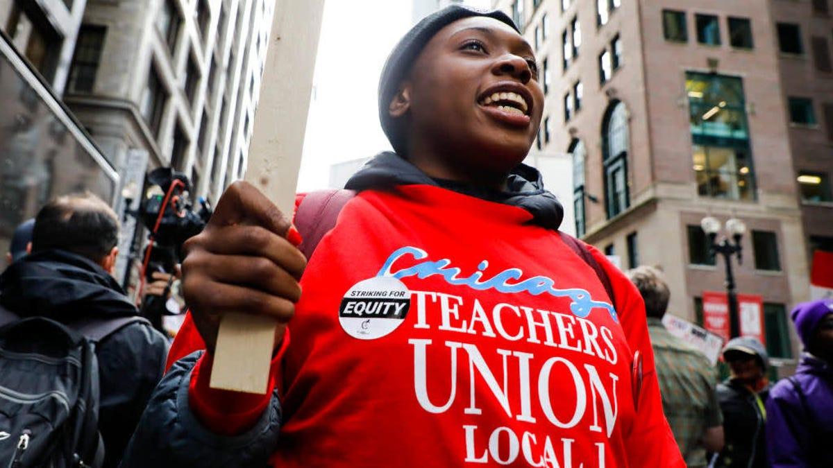 chicago teachers strike restaurants