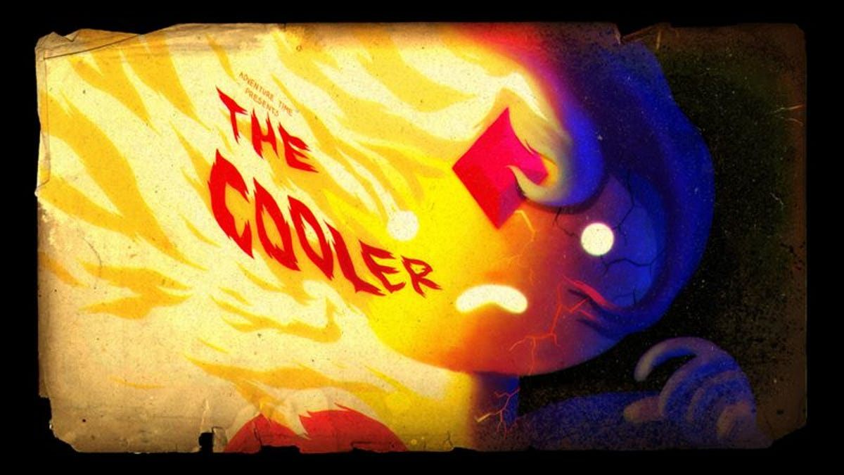 Adventure Time The Cooler