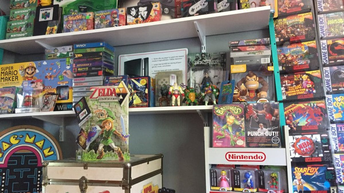 For just $29,900, you could be the owner of this massive Nintendo collection