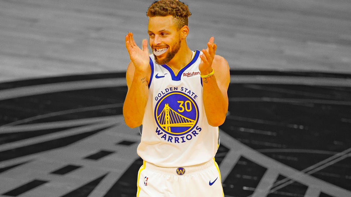 The Warriors prioritizing Steph Curry's 'window' is what's wrong with sports today